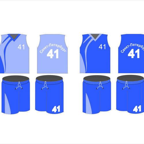 Баскетбольная форма Фрунзенская